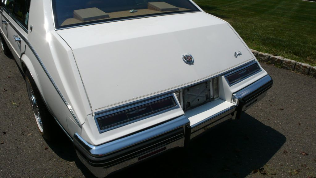 1984 Cadillac Seville Base Trim - 16693963 - 59