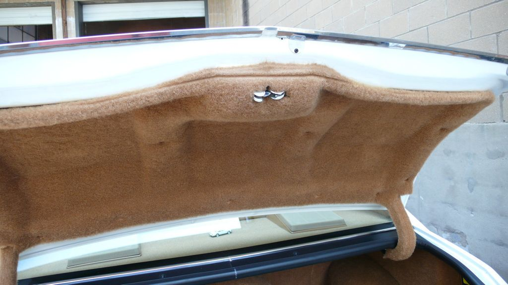 1984 Cadillac Seville Base Trim - 16693963 - 87