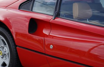 1984 Ferrari 308  - Click to see full-size photo viewer