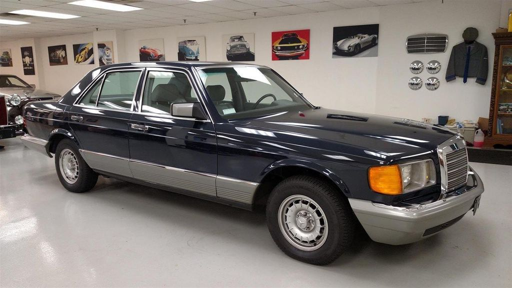 1984 Mercedes-Benz 300 SD - 13774636 - 0