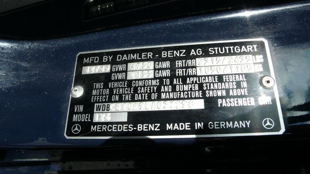 1984 Mercedes-Benz 300 SD - 13774636 - 44