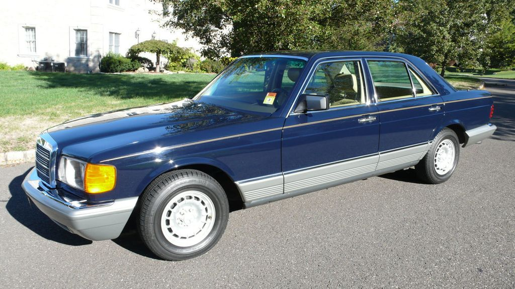 1984 Mercedes-Benz 300 SD - 14266090 - 0