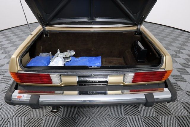 1984 Mercedes-Benz 380 SL Not Specified - WDBBA45A1EA011250 - 14