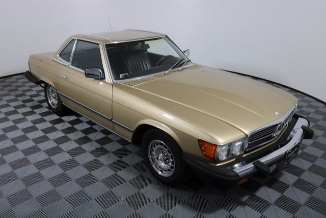 1984 Mercedes-Benz 380 SL Not Specified - WDBBA45A1EA011250 - 17