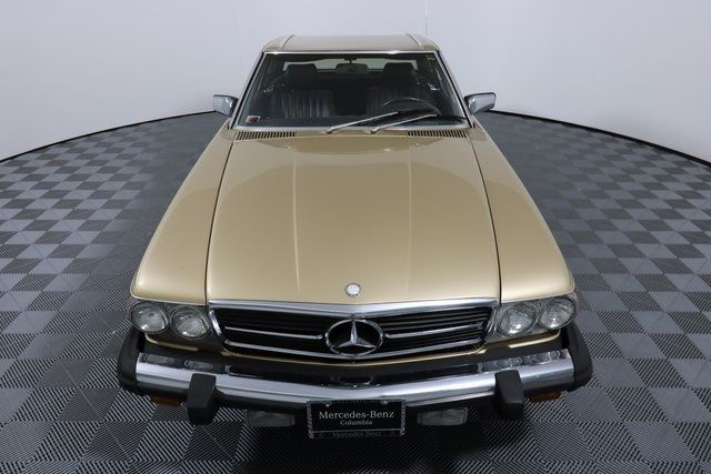 1984 Mercedes-Benz 380 SL Not Specified - WDBBA45A1EA011250 - 2