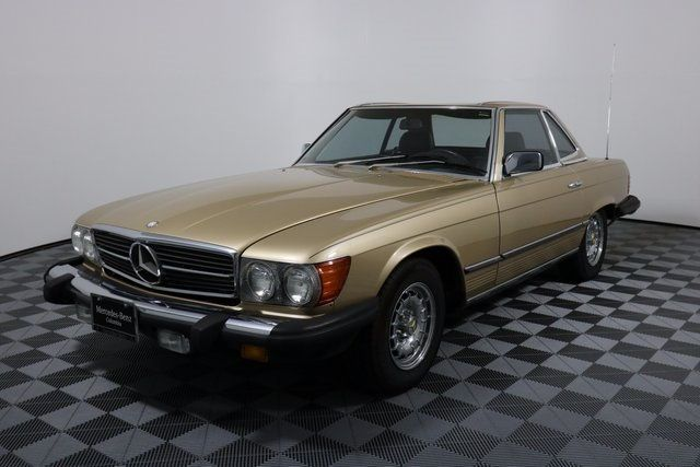1984 Mercedes-Benz 380 SL Not Specified - WDBBA45A1EA011250 - 3