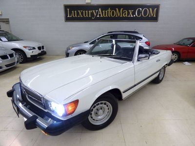 1984 Mercedes-Benz 380 SL