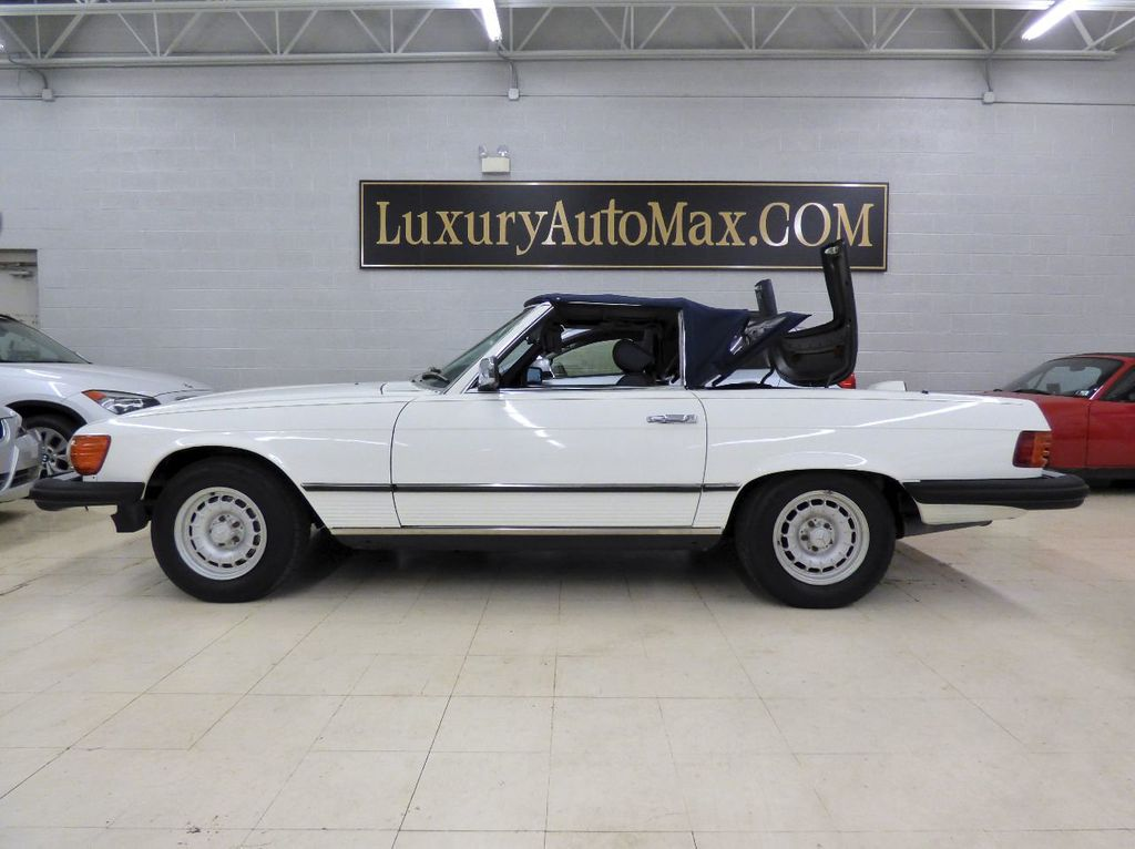 1984 Mercedes-Benz 380 SL Not Specified - WDBBA45A1EA011796 - 9