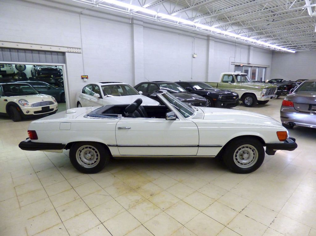 1984 Mercedes-Benz 380 SL Not Specified - WDBBA45A1EA011796 - 13
