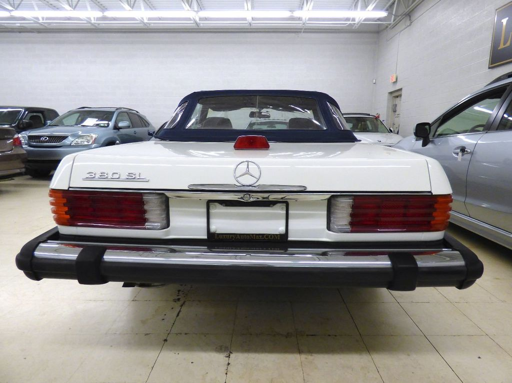1984 Mercedes-Benz 380 SL Not Specified - WDBBA45A1EA011796 - 14