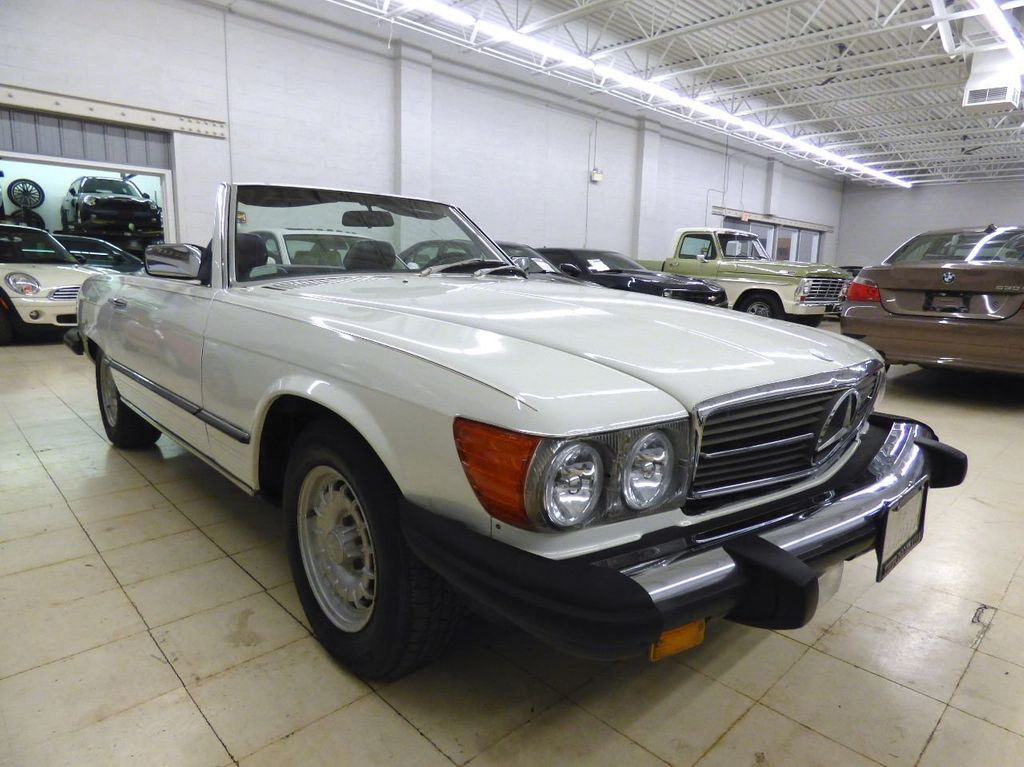 1984 Mercedes-Benz 380 SL Not Specified - WDBBA45A1EA011796 - 15