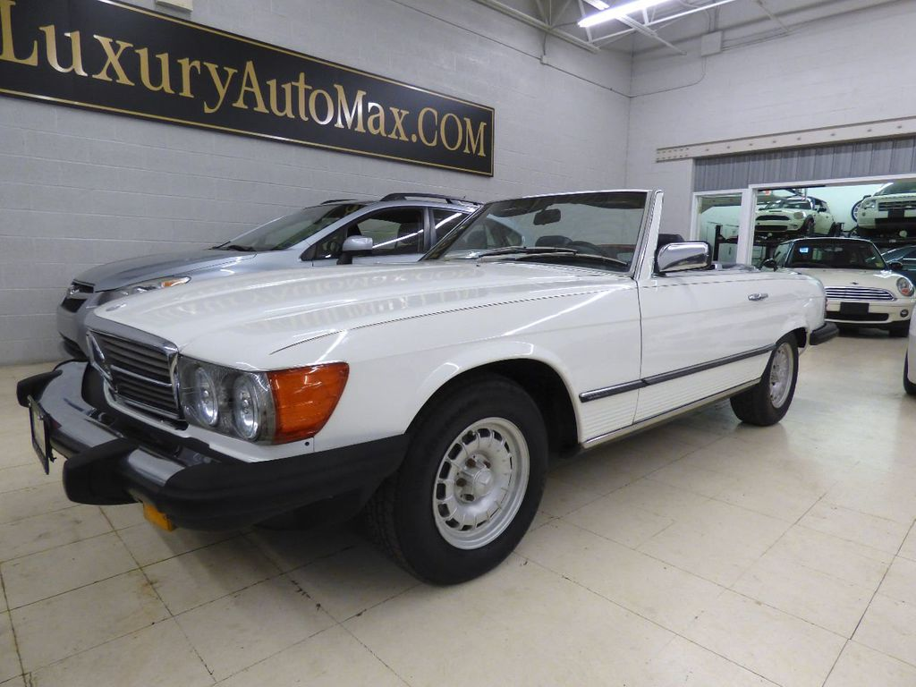 1984 Mercedes-Benz 380 SL Not Specified - WDBBA45A1EA011796 - 18