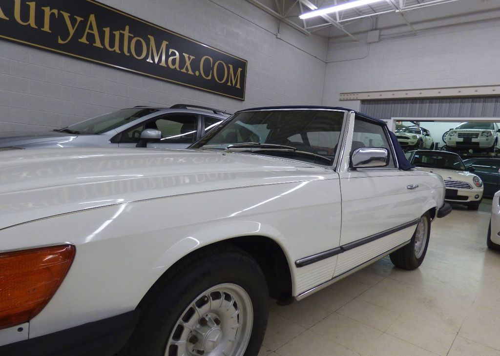 1984 Mercedes-Benz 380 SL Not Specified - WDBBA45A1EA011796 - 19