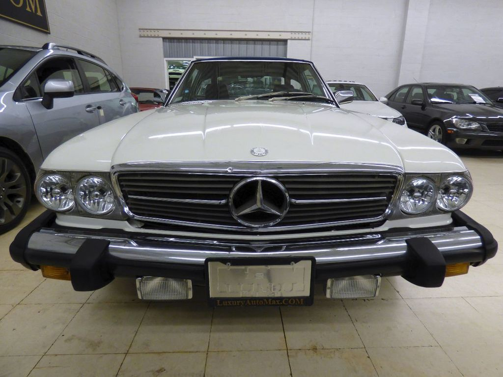 1984 Mercedes-Benz 380 SL Not Specified - WDBBA45A1EA011796 - 20