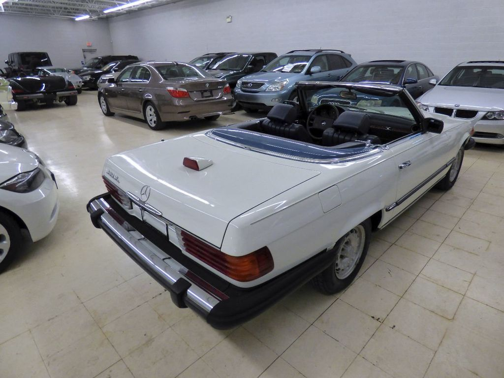 1984 Mercedes-Benz 380 SL Not Specified - WDBBA45A1EA011796 - 22