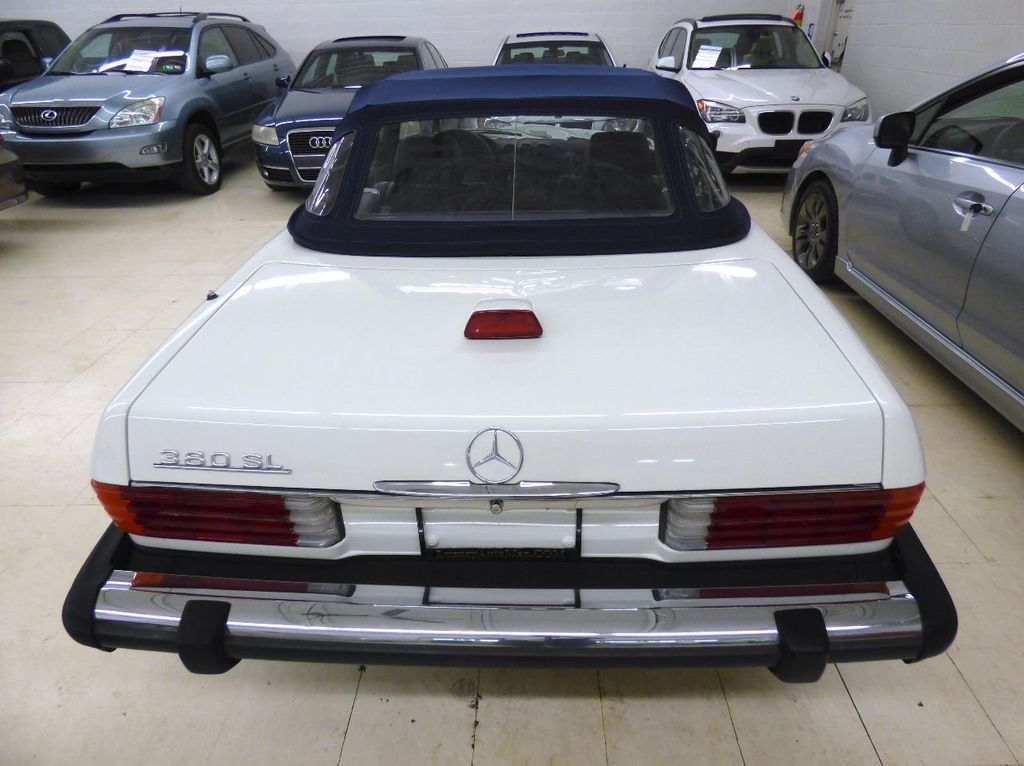 1984 Mercedes-Benz 380 SL Not Specified - WDBBA45A1EA011796 - 24