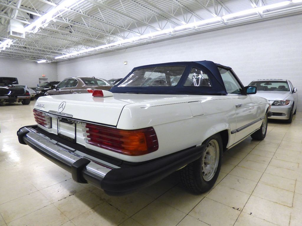 1984 Mercedes-Benz 380 SL Not Specified - WDBBA45A1EA011796 - 26