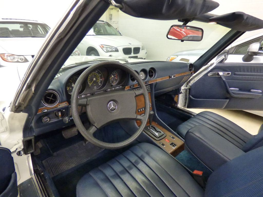1984 Mercedes-Benz 380 SL Not Specified - WDBBA45A1EA011796 - 28