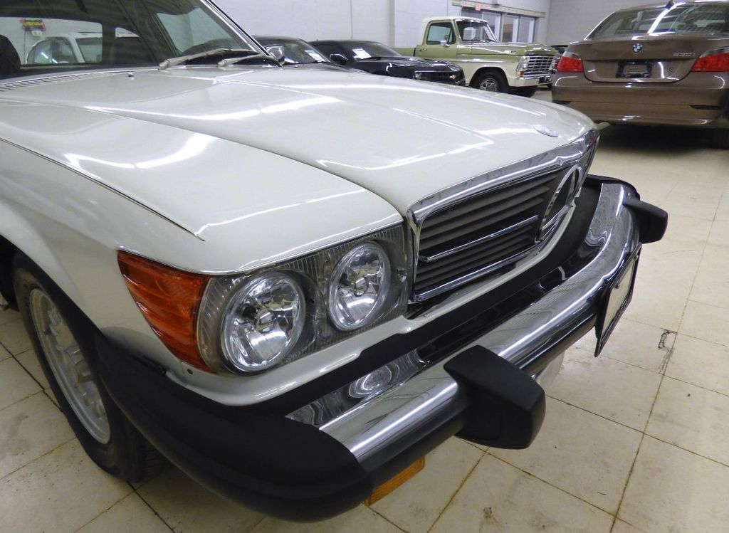 1984 Mercedes-Benz 380 SL Not Specified - WDBBA45A1EA011796 - 32