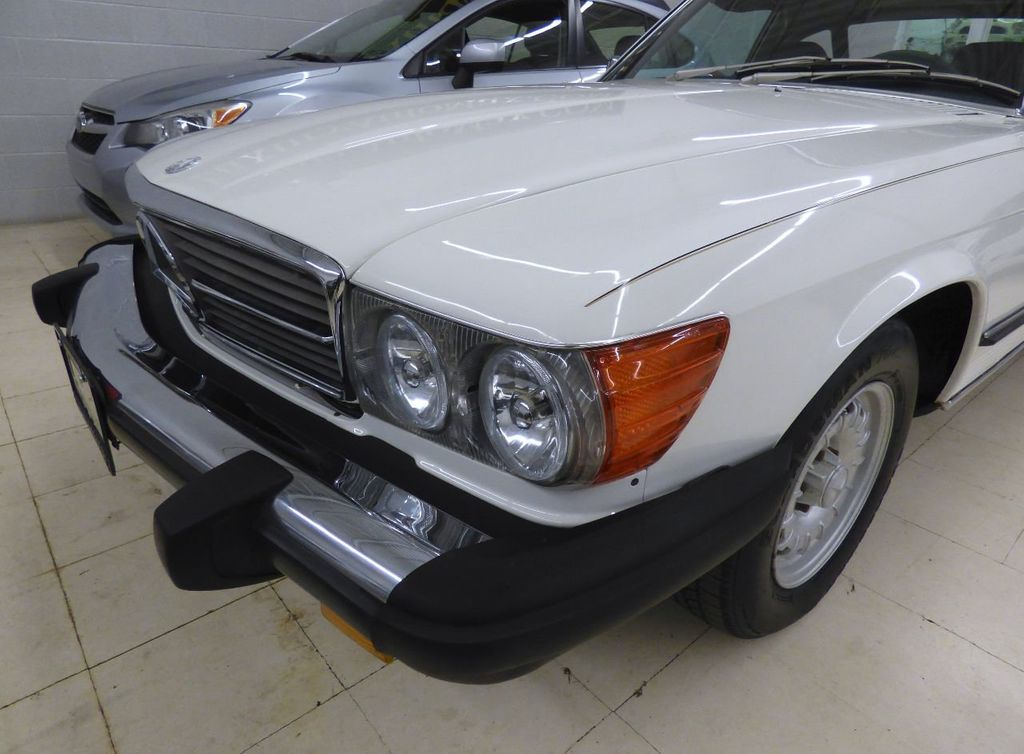 1984 Mercedes-Benz 380 SL Not Specified - WDBBA45A1EA011796 - 33