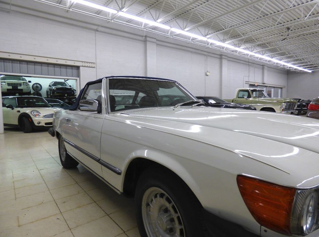 1984 Mercedes-Benz 380 SL Not Specified - WDBBA45A1EA011796 - 34