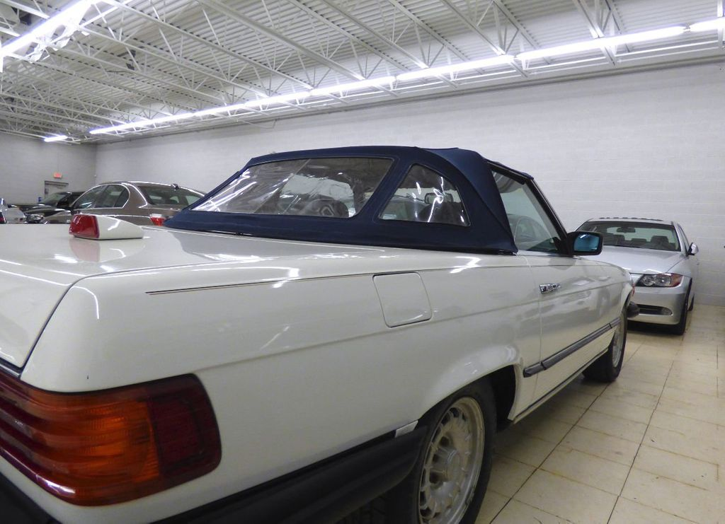 1984 Mercedes-Benz 380 SL Not Specified - WDBBA45A1EA011796 - 35
