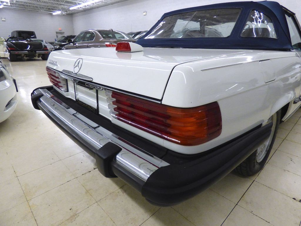 1984 Mercedes-Benz 380 SL Not Specified - WDBBA45A1EA011796 - 36
