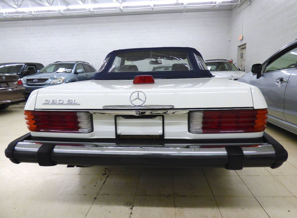 1984 Mercedes-Benz 380 SL Not Specified - WDBBA45A1EA011796 - 37
