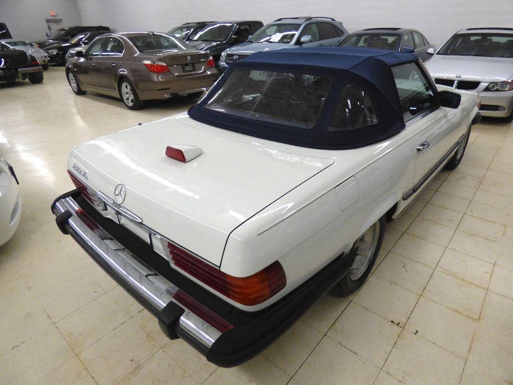 1984 Mercedes-Benz 380 SL Not Specified - WDBBA45A1EA011796 - 38