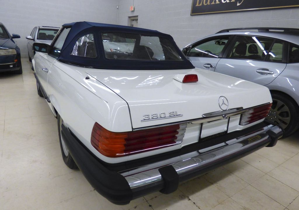 1984 Mercedes-Benz 380 SL Not Specified - WDBBA45A1EA011796 - 41