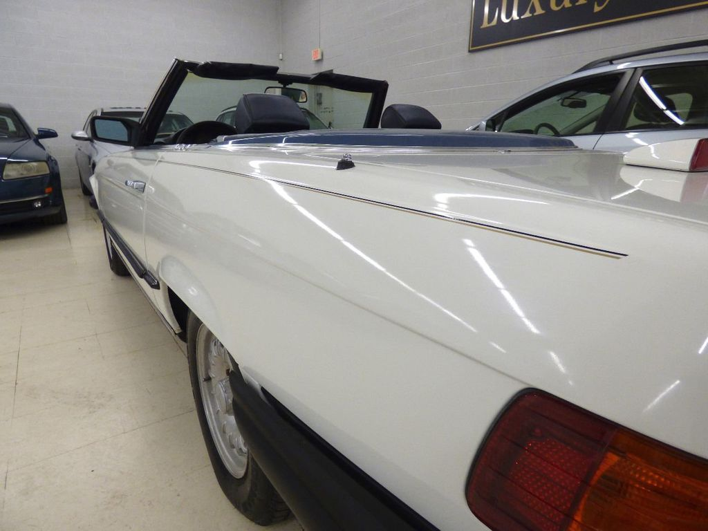 1984 Mercedes-Benz 380 SL Not Specified - WDBBA45A1EA011796 - 49