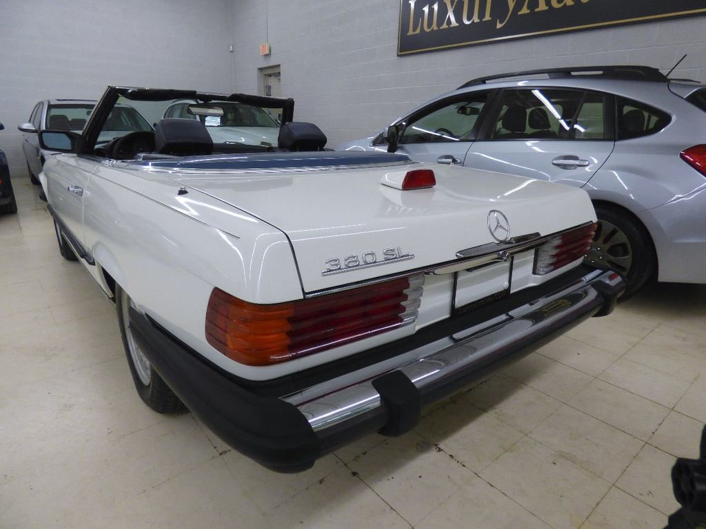 1984 Mercedes-Benz 380 SL Not Specified - WDBBA45A1EA011796 - 50