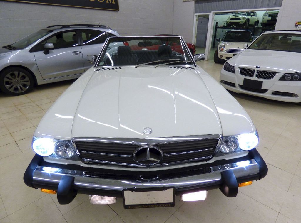 1984 Mercedes-Benz 380 SL Not Specified - WDBBA45A1EA011796 - 56
