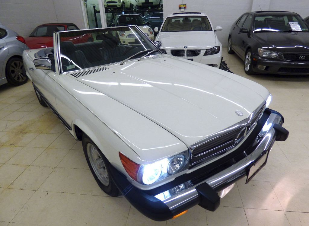 1984 Mercedes-Benz 380 SL Not Specified - WDBBA45A1EA011796 - 57