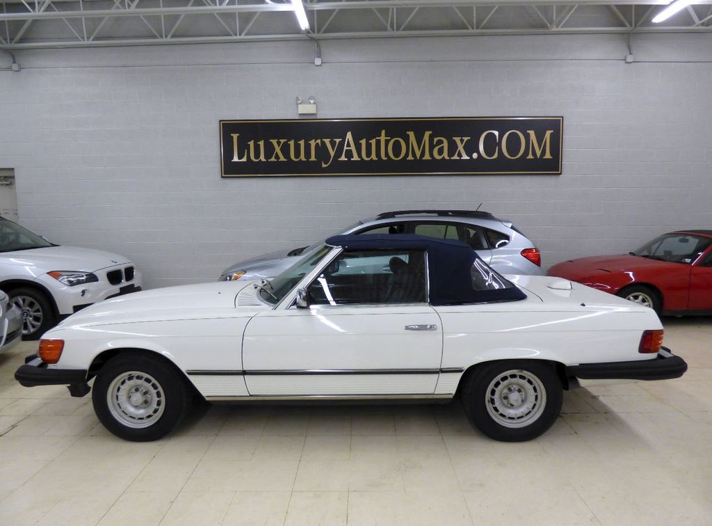 1984 Mercedes-Benz 380 SL Not Specified - WDBBA45A1EA011796 - 5