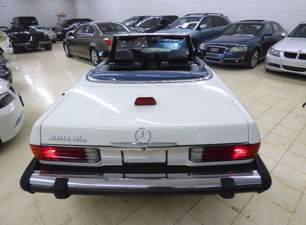 1984 Mercedes-Benz 380 SL Not Specified - WDBBA45A1EA011796 - 59