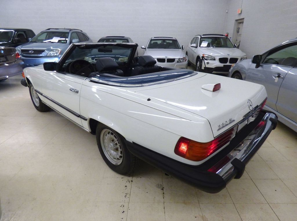 1984 Mercedes-Benz 380 SL Not Specified - WDBBA45A1EA011796 - 60