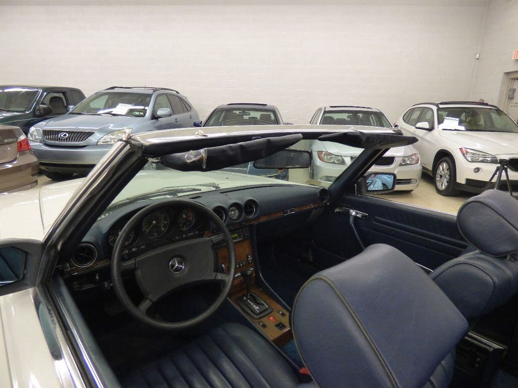 1984 Mercedes-Benz 380 SL Not Specified - WDBBA45A1EA011796 - 61