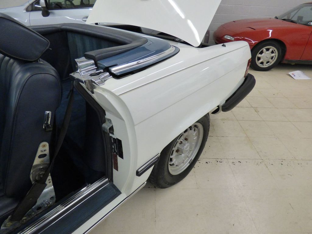 1984 Mercedes-Benz 380 SL Not Specified - WDBBA45A1EA011796 - 69