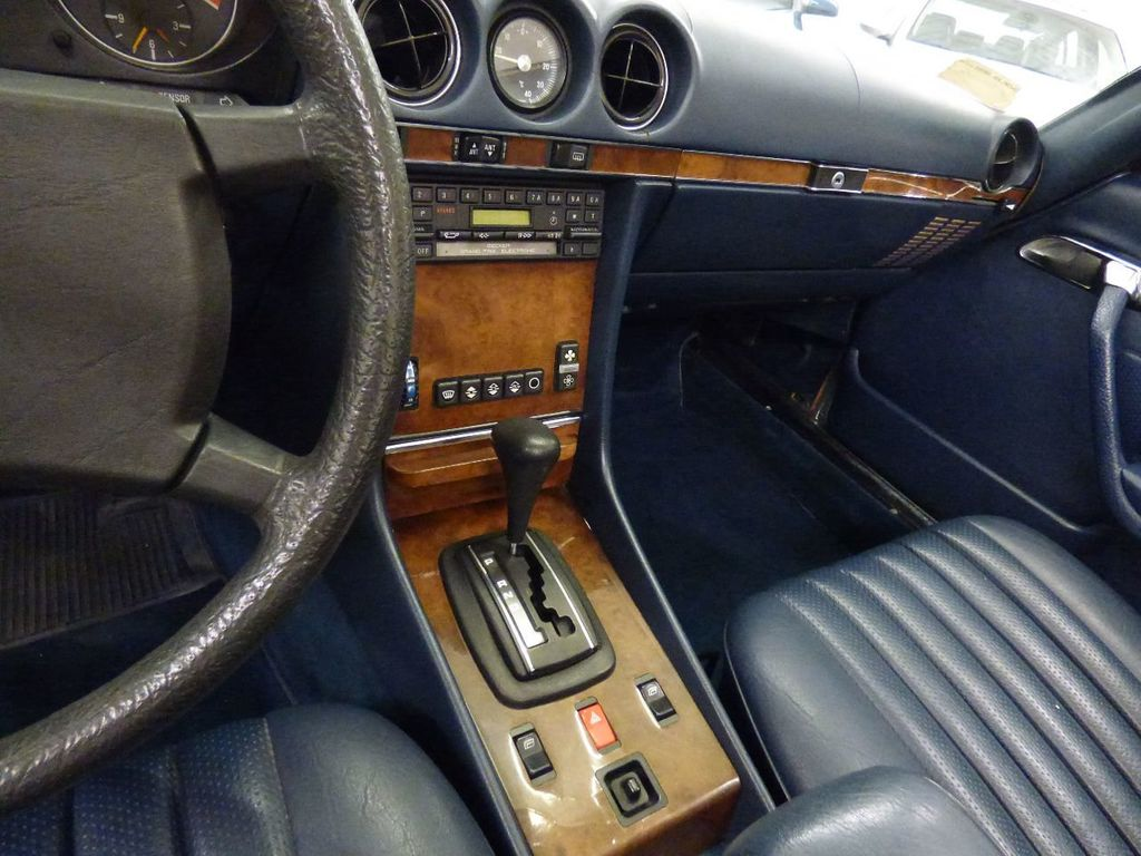 1984 Mercedes-Benz 380 SL Not Specified - WDBBA45A1EA011796 - 72