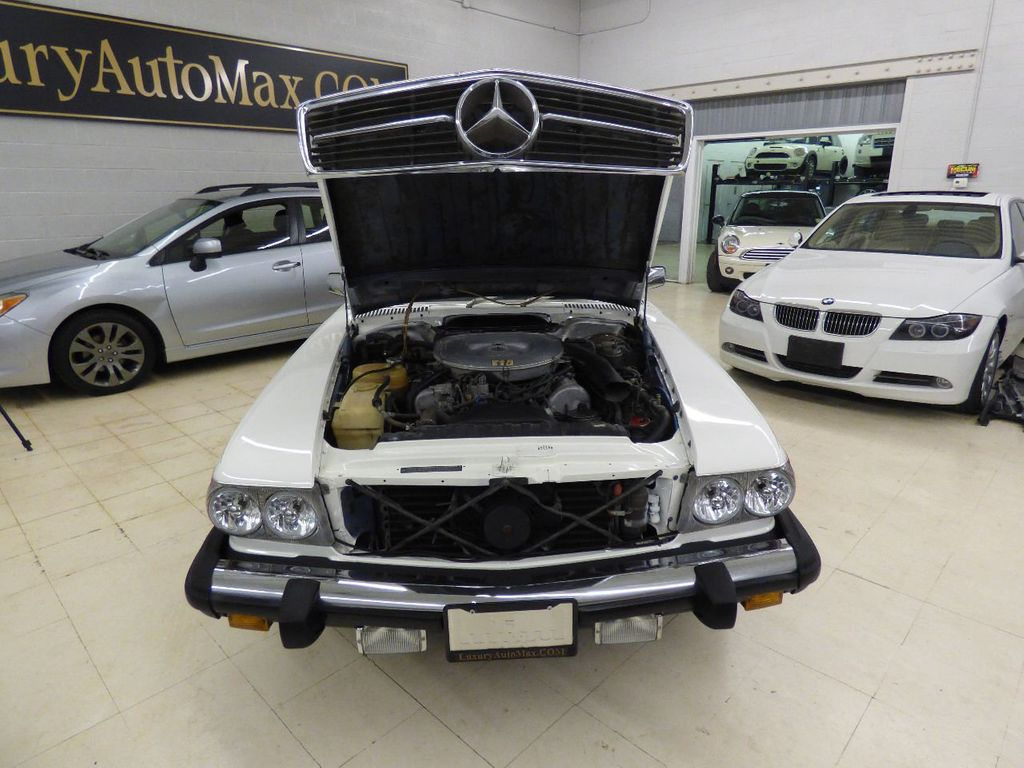 1984 Mercedes-Benz 380 SL Not Specified - WDBBA45A1EA011796 - 77