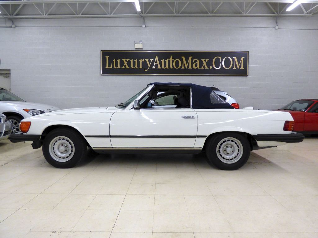 1984 Mercedes-Benz 380 SL Not Specified - WDBBA45A1EA011796 - 8