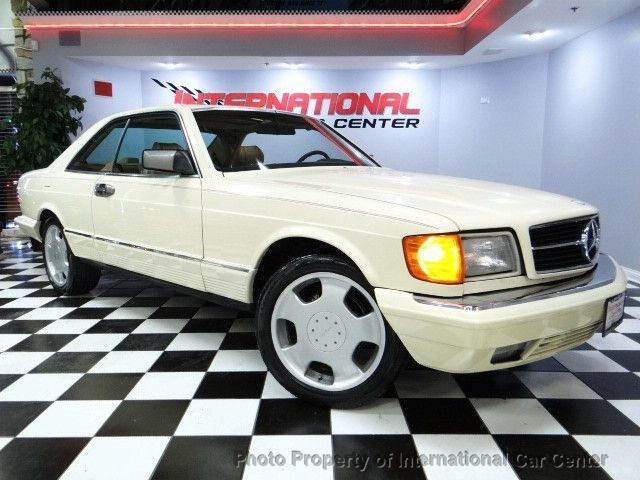 1984 Used Mercedes-Benz 500 SEC at International Car Center Serving  Lombard, IL, IID 18811286