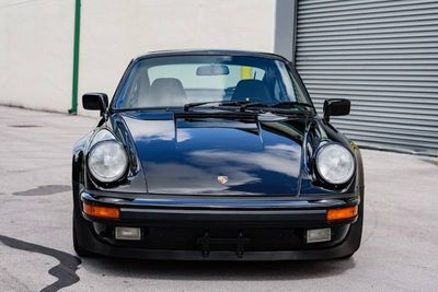 1984 Porsche 911 Carrera 2dr Coupe - Click to see full-size photo viewer