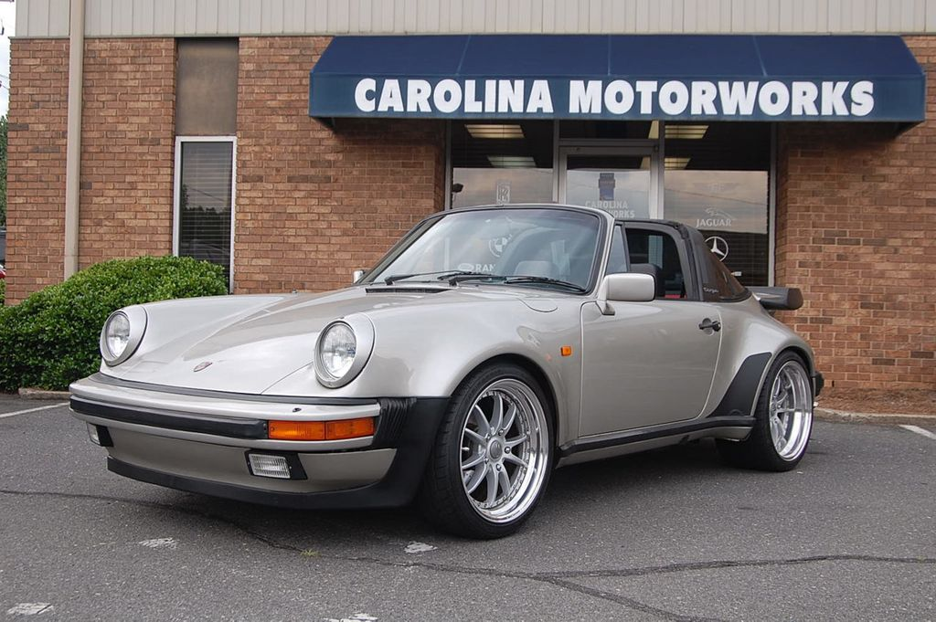 Used Cars Rock Hill Sc >> 1984 Porsche 911 Targa Coupe for Sale Rock Hill, SC ...