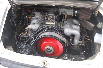1984 Porsche 911 Targa - Click to see full-size photo viewer