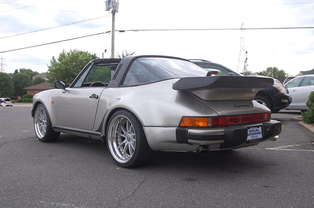 Safe Car Gov >> 1984 Used Porsche 911 Targa at Carolina Motorworks Serving Rock Hill, SC, IID 16589294