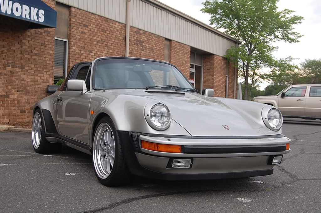 1984 Used Porsche 911 Targa At Carolina Motorworks Serving