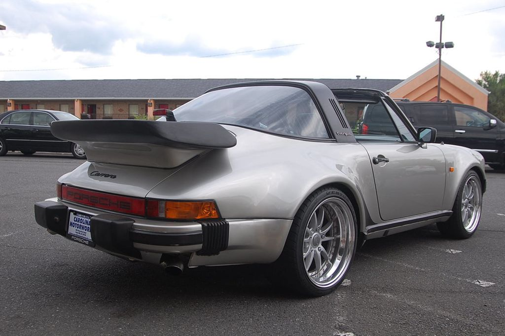 1984 Used Porsche 911 Targa At Carolina Motorworks Serving