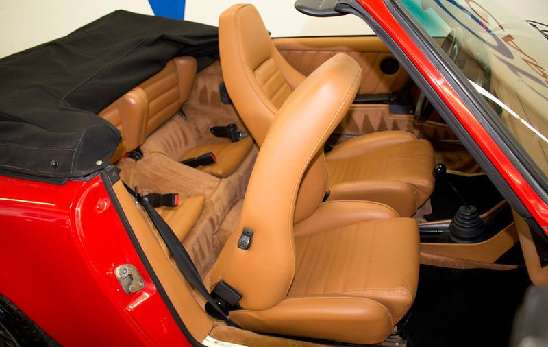 1984 Porsche 911 CARRERA CONVERTIBLE - 19206700 - 25